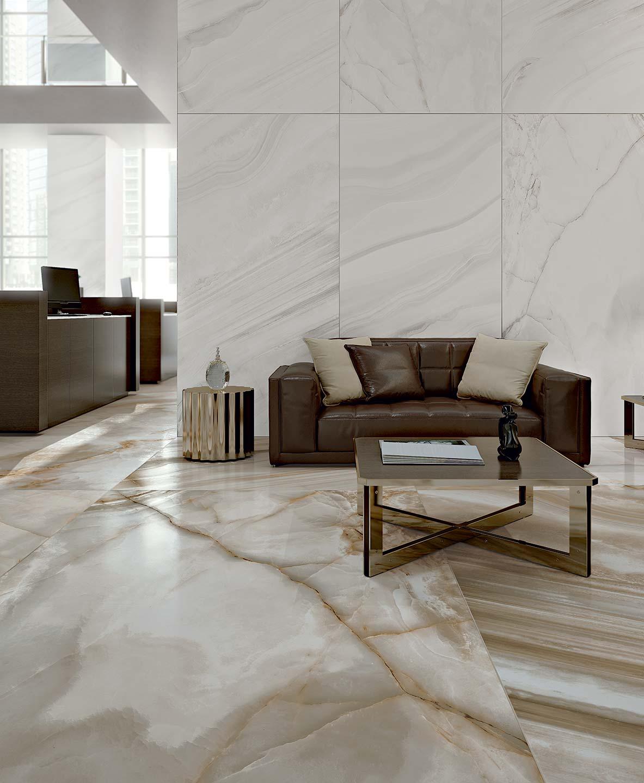 Pavimento y revestimiento gres porcel nico marmoleado - Pavimentos de marmol ...