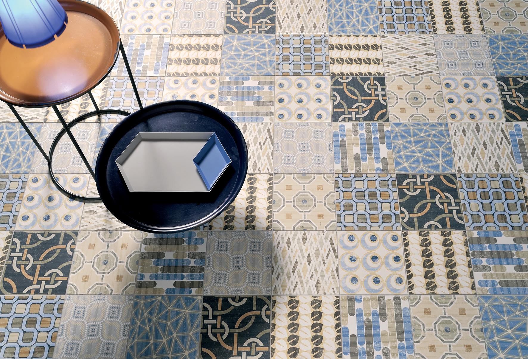 4 formas creativas de decorar con cer mica azulejos pe a - Azulejos pena precios ...