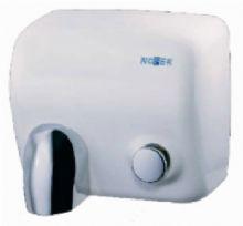 Secamanos pulsador acero blanco cyclon azulejos pe a - Azulejos pena precios ...
