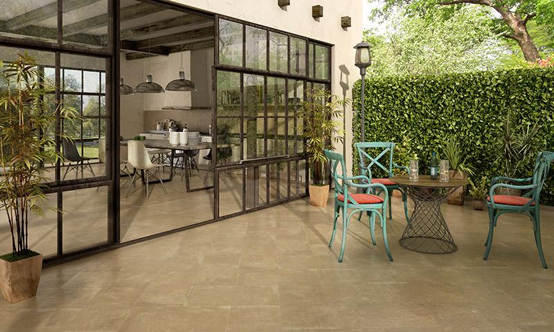 Pavimentos para terrazas beautiful podemos with - Pavimento terraza exterior ...