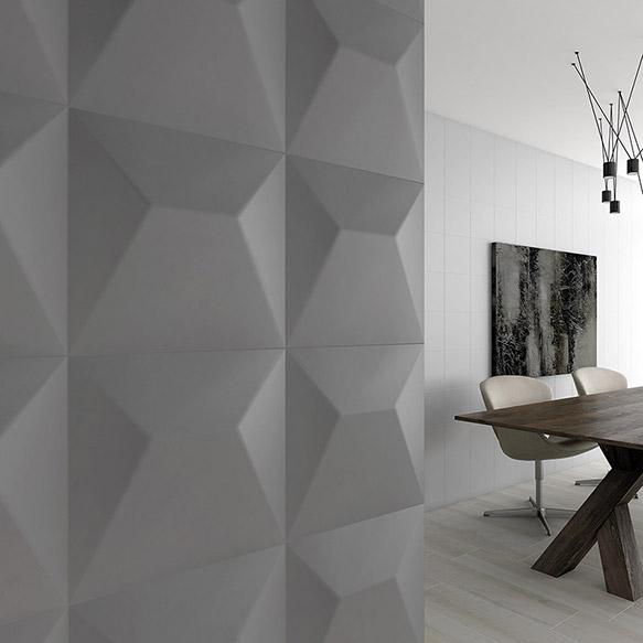 Nuevos formatos nuevas ideas azulejos pe a - Azulejos con relieve ...