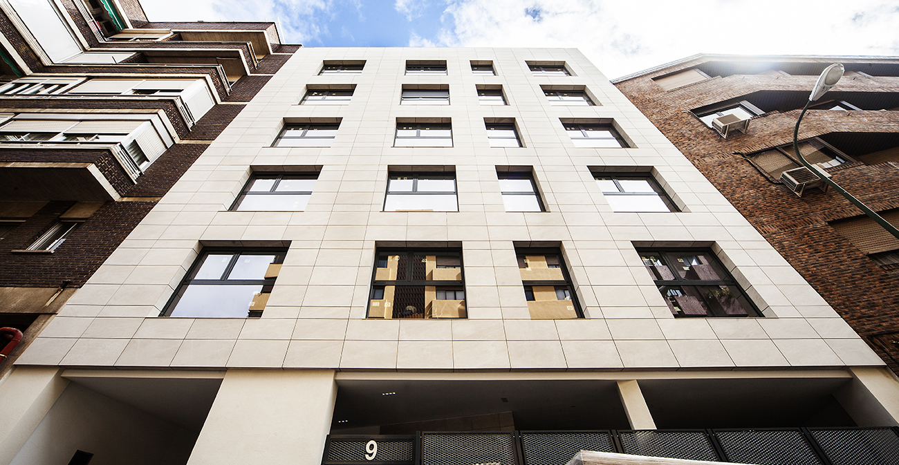 Proyecto residencial valpara so azulejos pe a - Azulejos pena precios ...