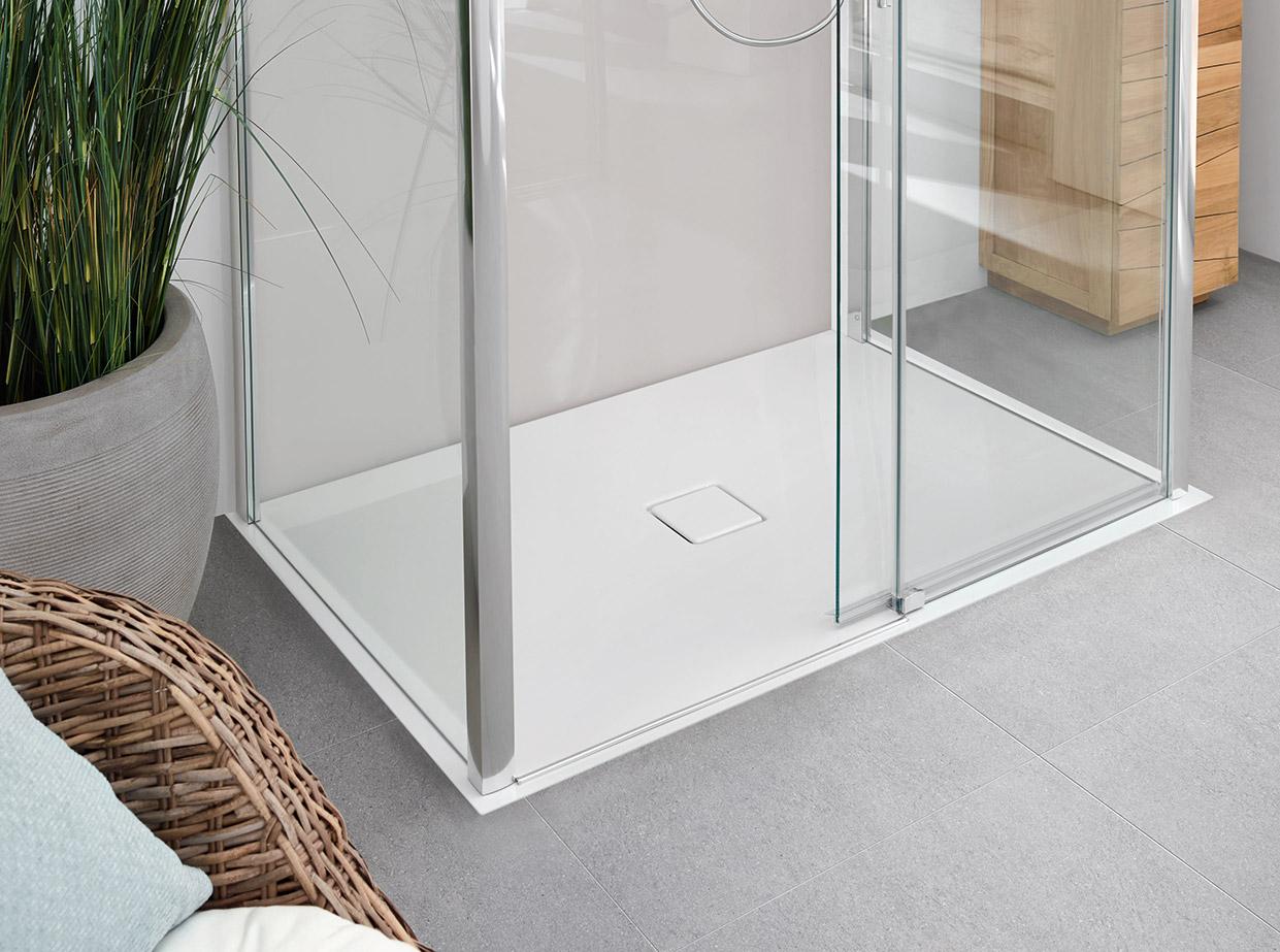 Plato de ducha azulejos pe a for Plato de ducha 60x60