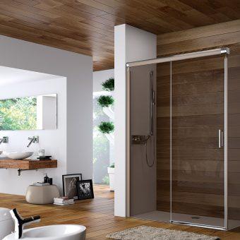 Mampara para ducha