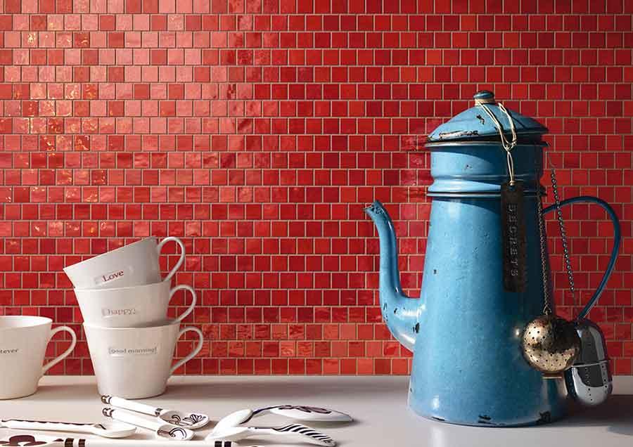 Revestimiento para decorar la cocina azulejos pe a for Revestimiento para cocina