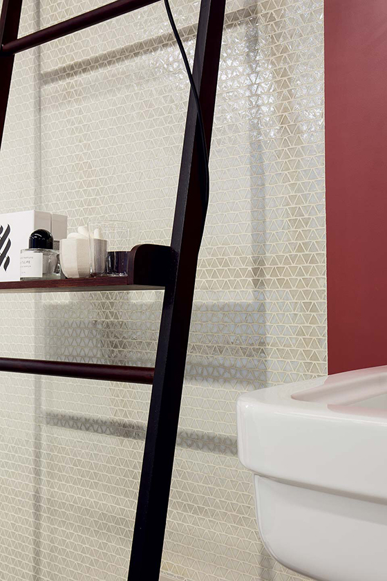 revestimiento para las paredes del bano