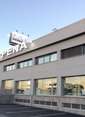 Azulejos Peña inaugura su nuevo showroom en Las Rozas