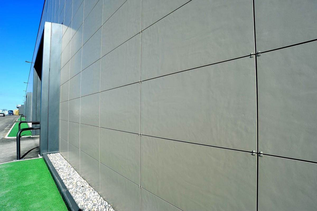 fachada ventilada | azulejos peña