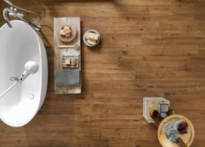 decoracion baño con ceramica azulejos peña