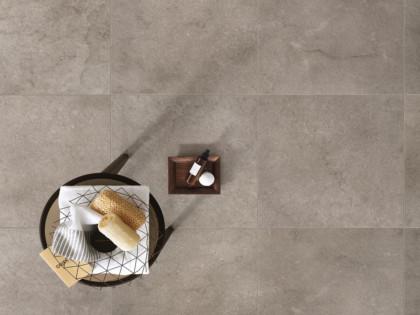 Materiales de efecto piedra para la sala de baño