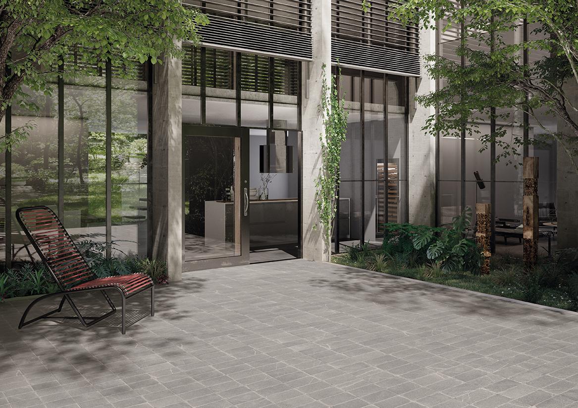 Pavimento exterior para acondicionar la terraza azulejos - Pavimento rustico exterior ...