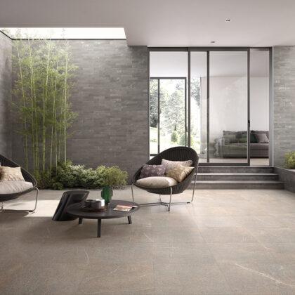 Pavimento rustico exterior elegant with pavimento rustico - Pavimento madera exterior ...