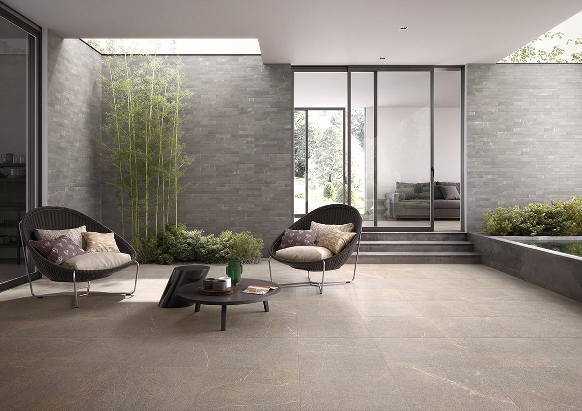 Ideas de decoraci n para ganar m s espacio azulejos pe a for Azulejos para paredes interiores