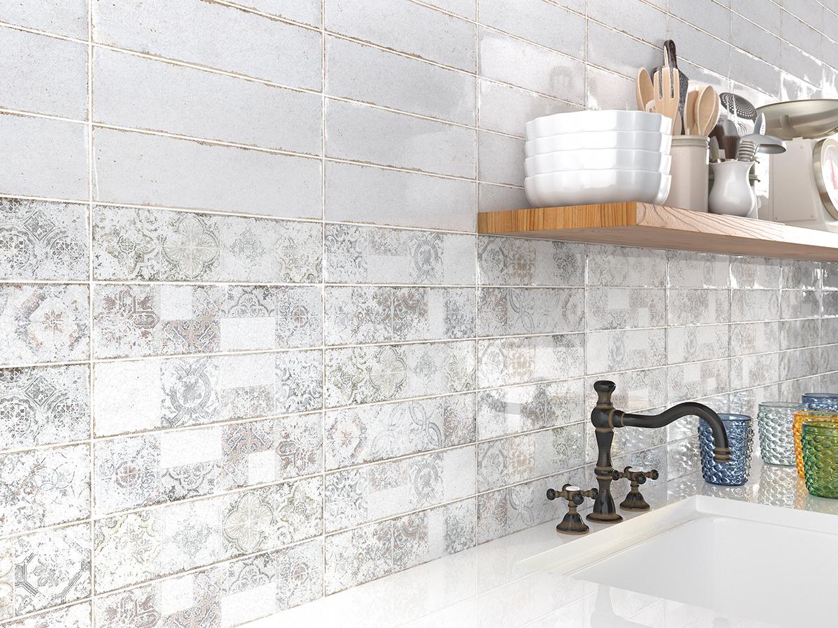 5 revestimientos cer micos para tu cocina azulejos pe a for Azulejos ceramicos