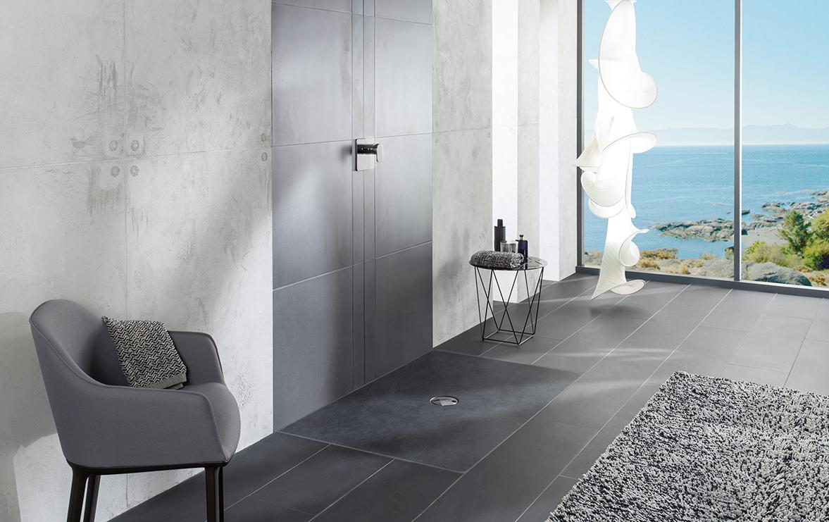 Platos de ducha con decoraci n viprint azulejos pe a - Azulejos pena arganda del rey ...