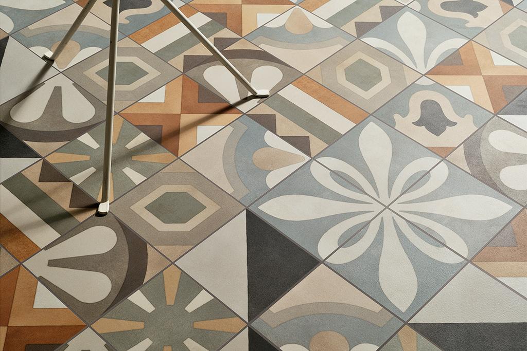 Porcel nico hidr ulico azulejos pe a for Azulejo porcelanico