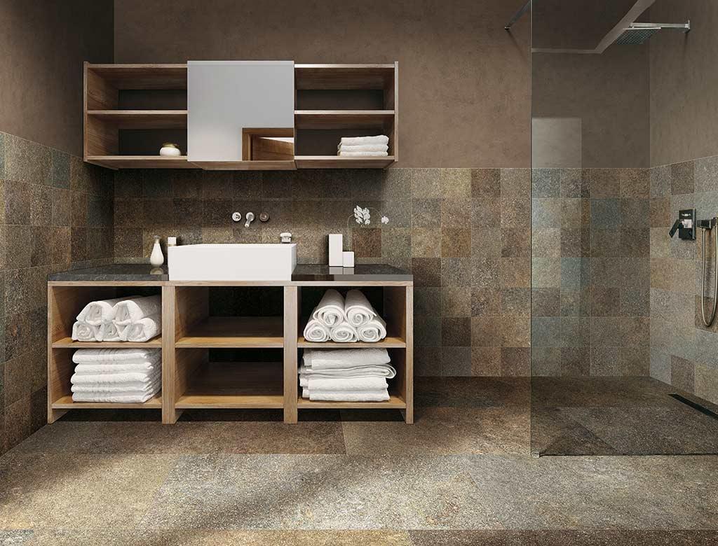 cerámica para baños