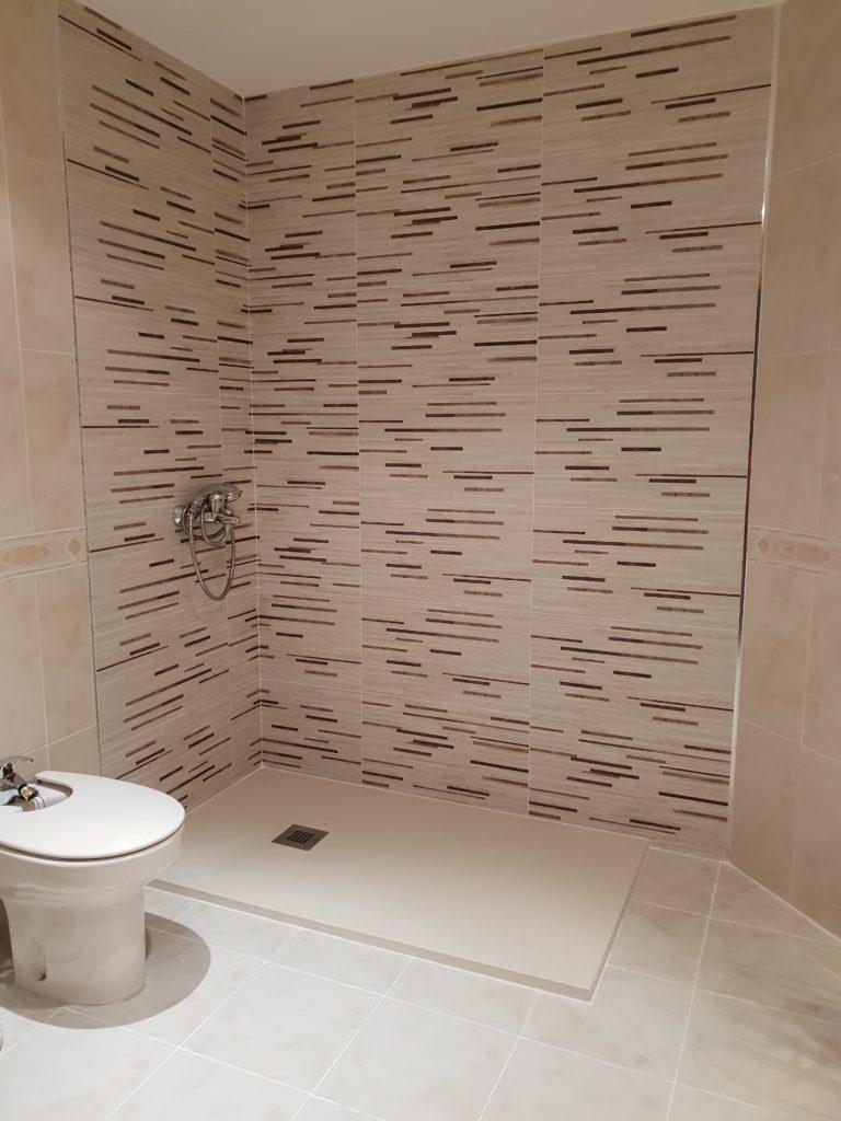 Cambio de bañera por plato de ducha | Azulejos Peña