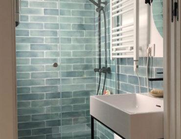 reforma de baño en suite