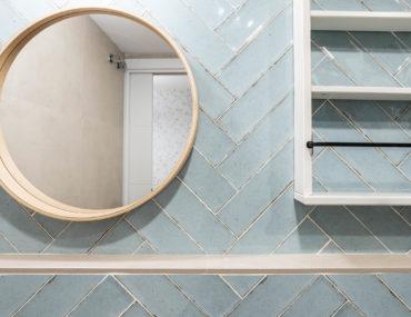 reforma de baños con cerámica