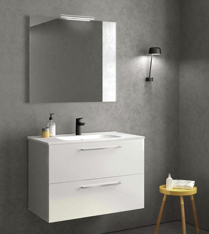 mueble de baño modelo easy de 80 cm