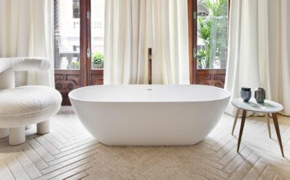 bañera casa decor